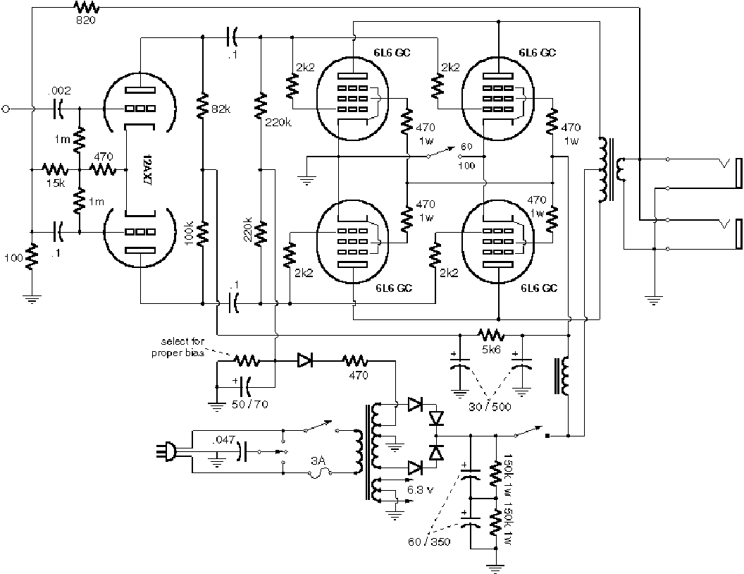 Mesa Boogie Mkiv Service Manual Free Download Schematics