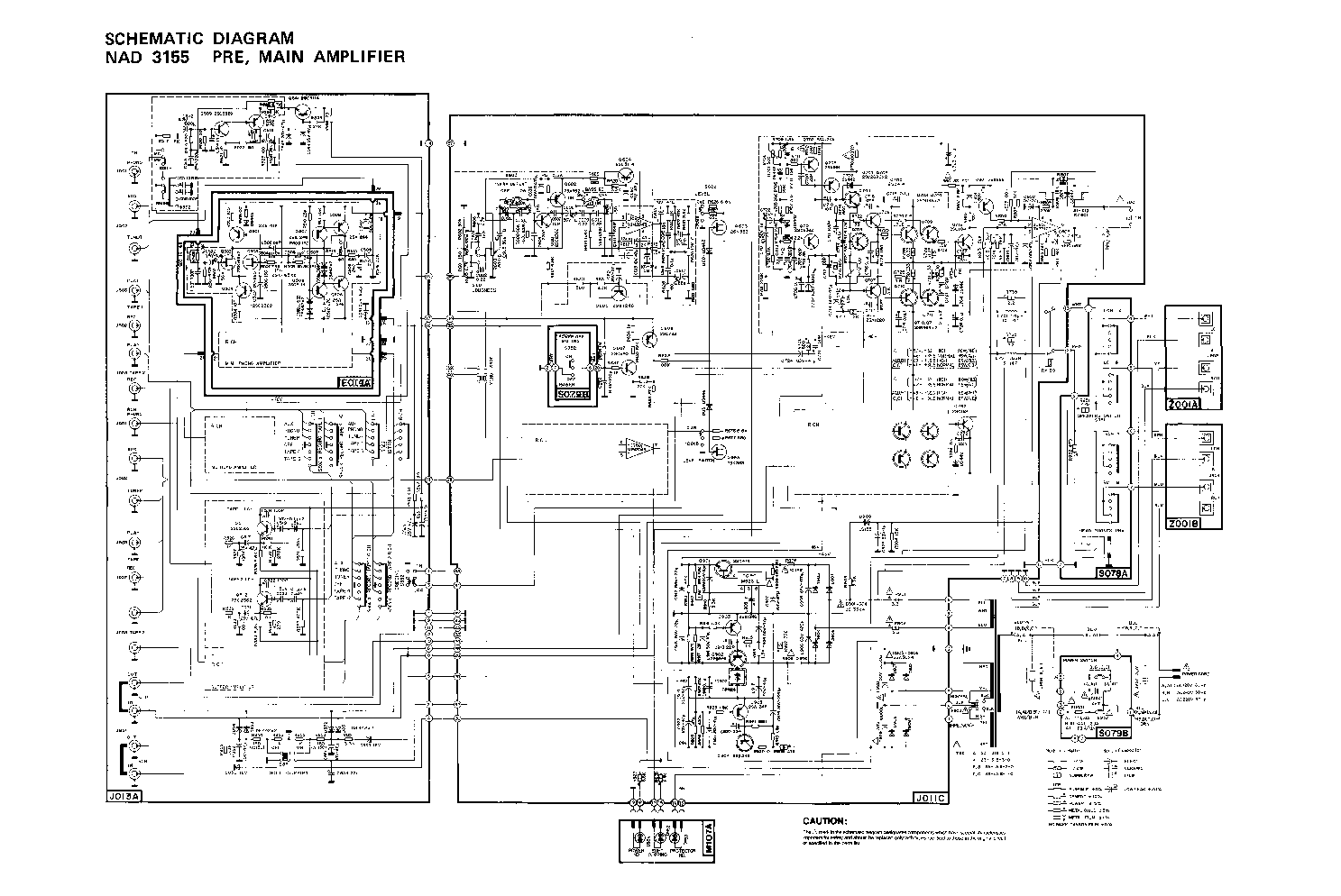 Nad Sch Service Manual Download Schematics Eeprom