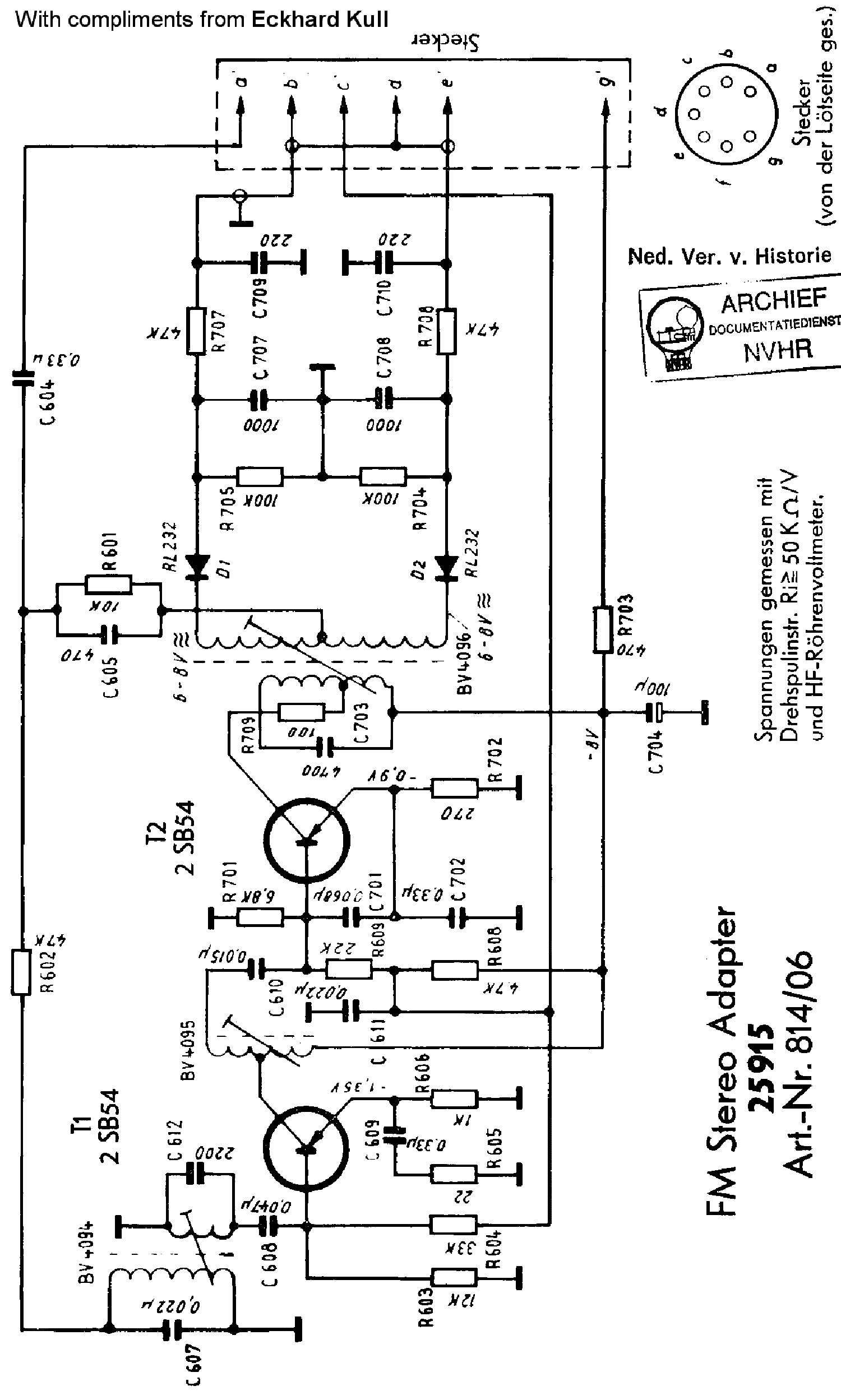 Wireless Dongle Schematic