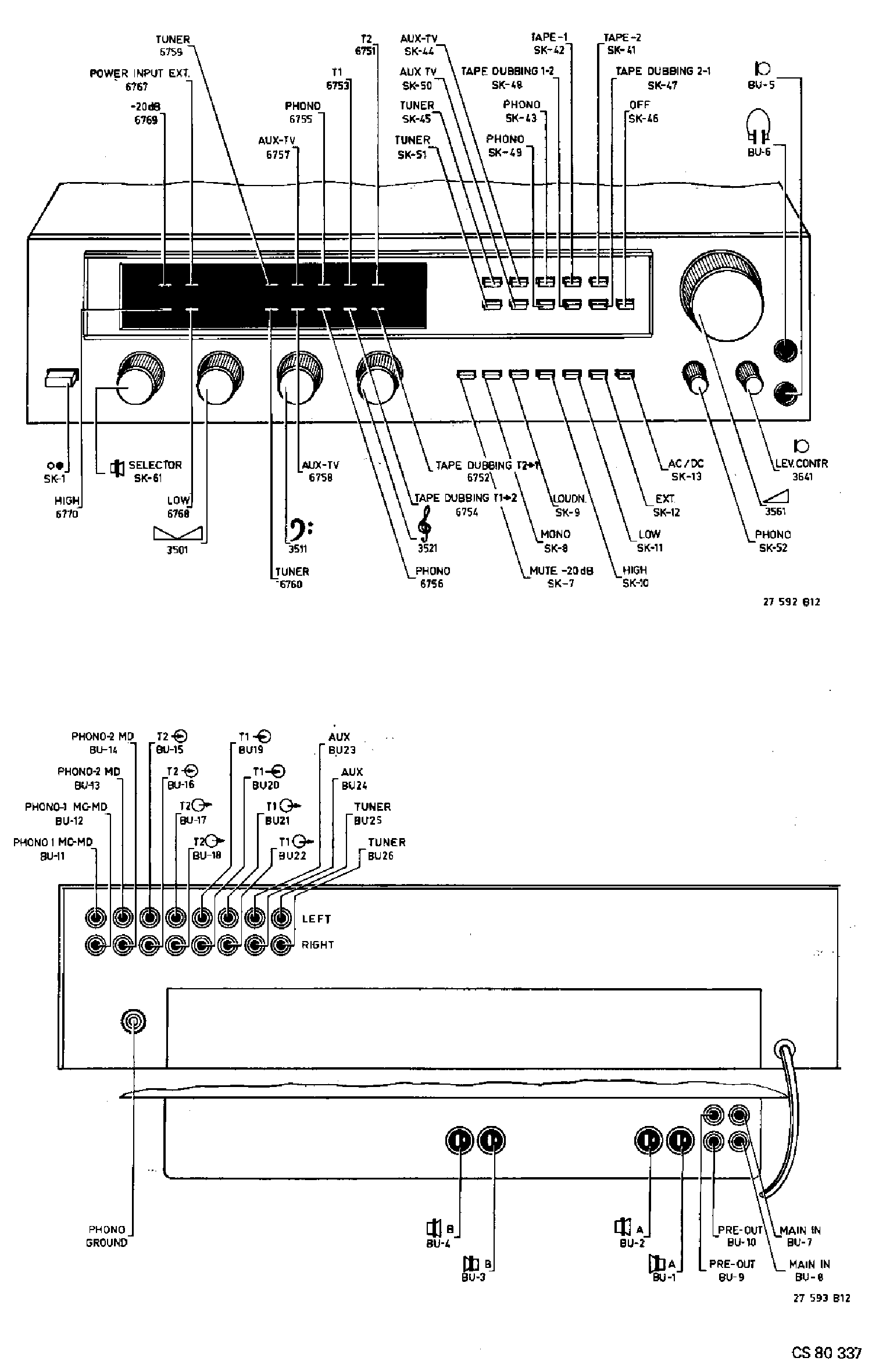 Philips Amp Manuals