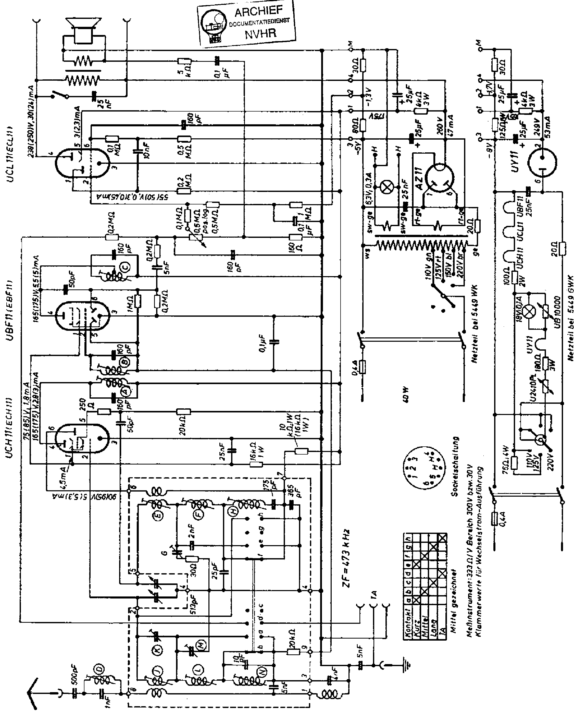 Telefunken Rt 200 Service Manual Download Schematics