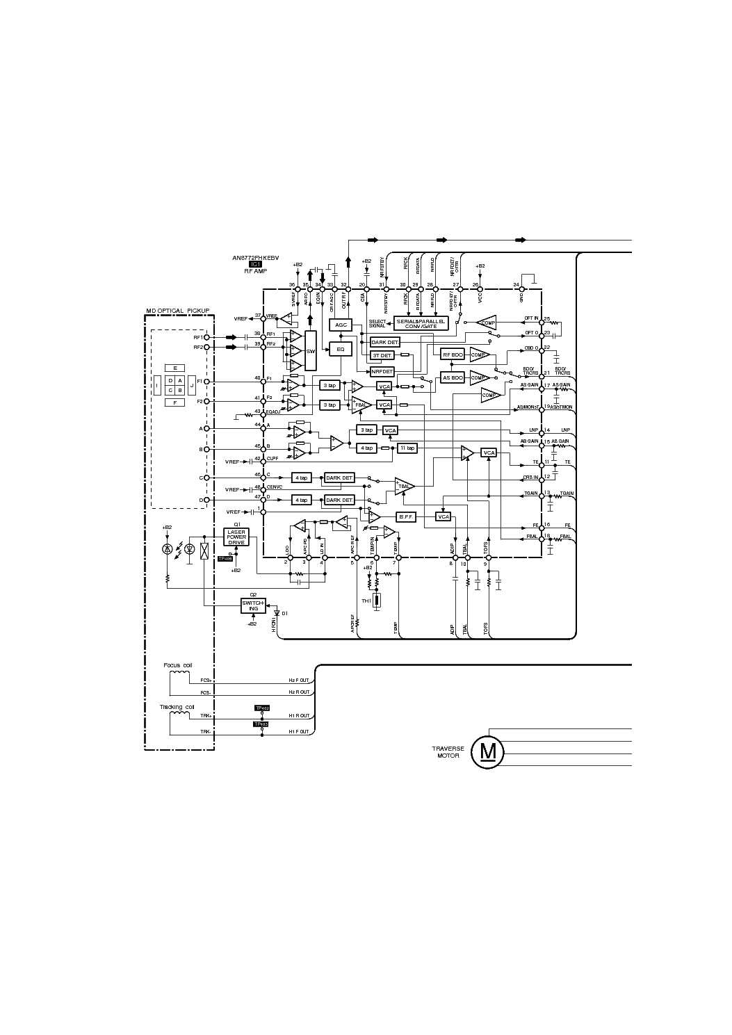 Panasonic Sa Ak25 Service Manual Free Download Schematics