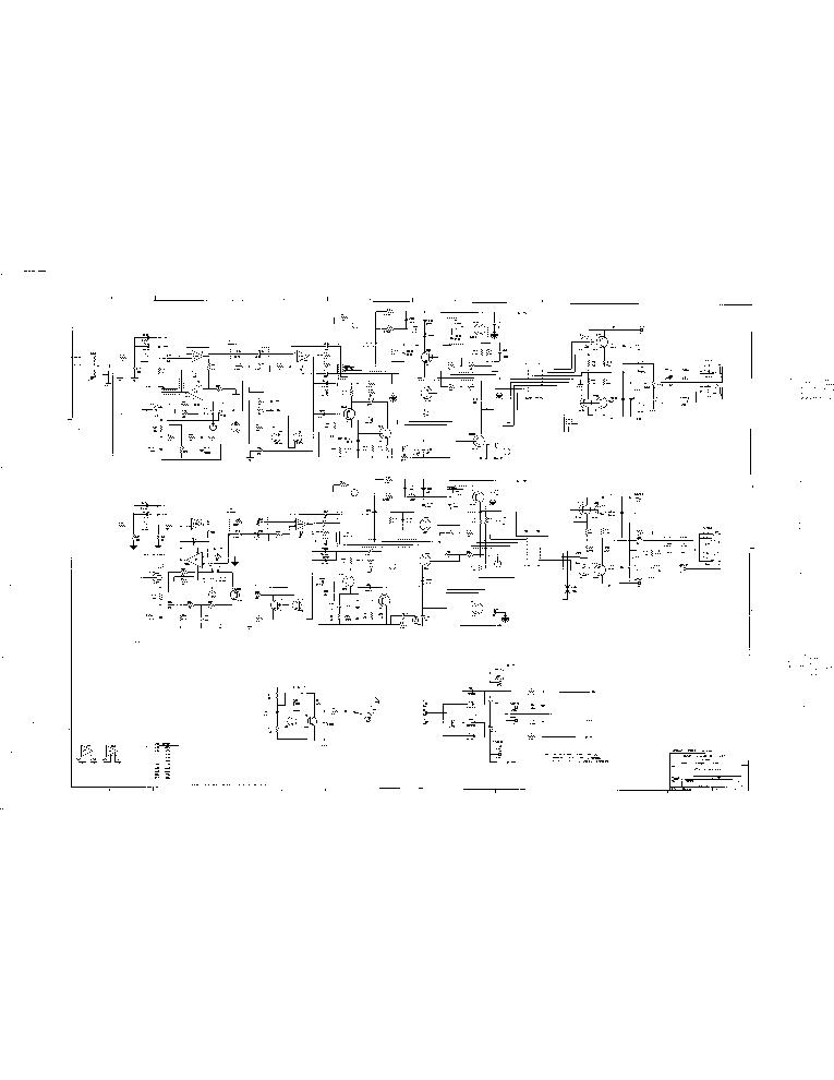 Peavey Rage 258 Schematic