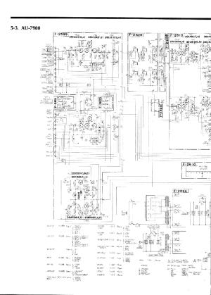 SANSUI AU7900AMPLIFIER Service Manual download