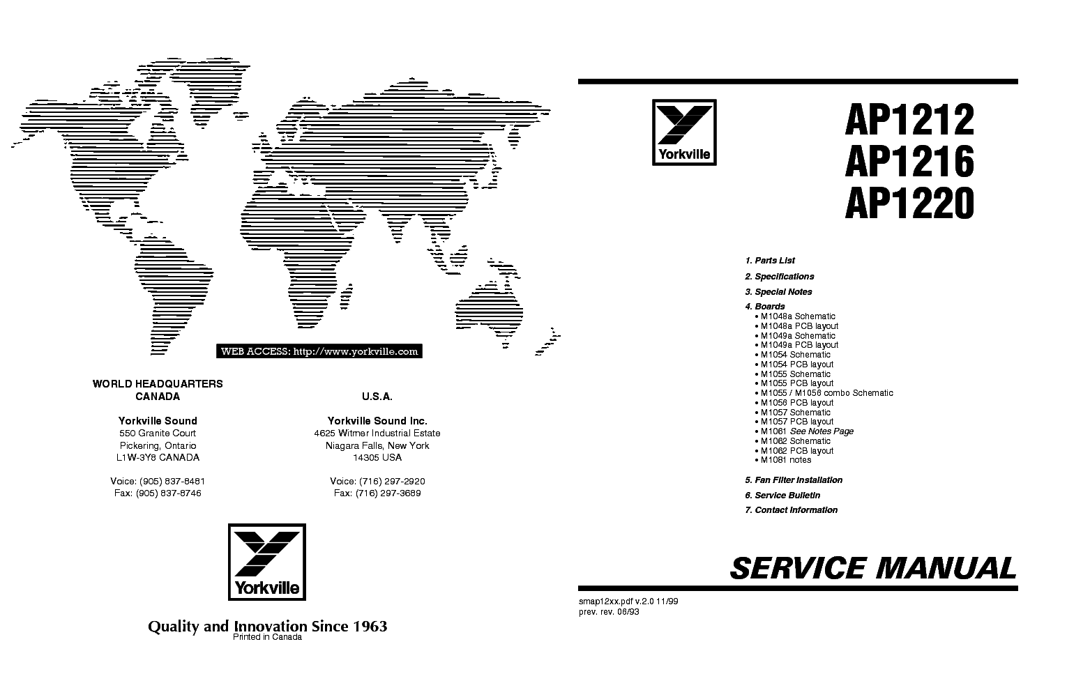 Videojet Service Manual