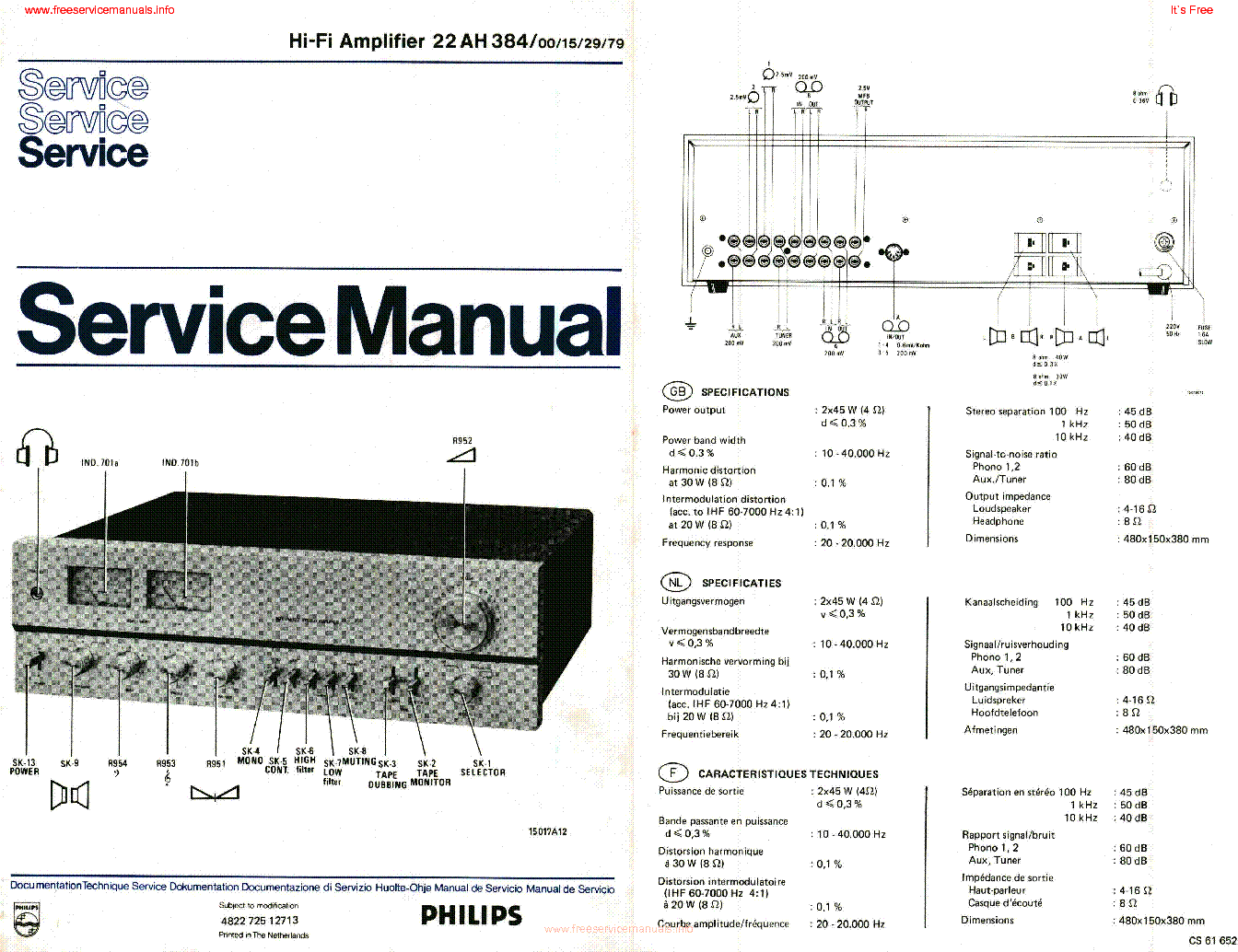 Philips Dvd 640 Power Supply Service Manual Free Download