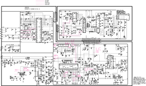 LG CB563G Service Manual download, schematics, eeprom