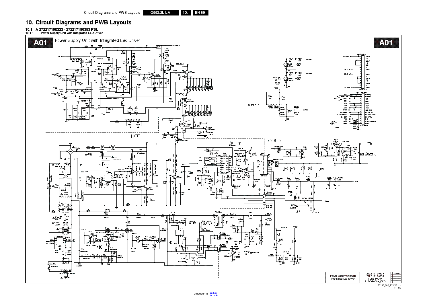 Dali Led Driver Wiring Diagram For