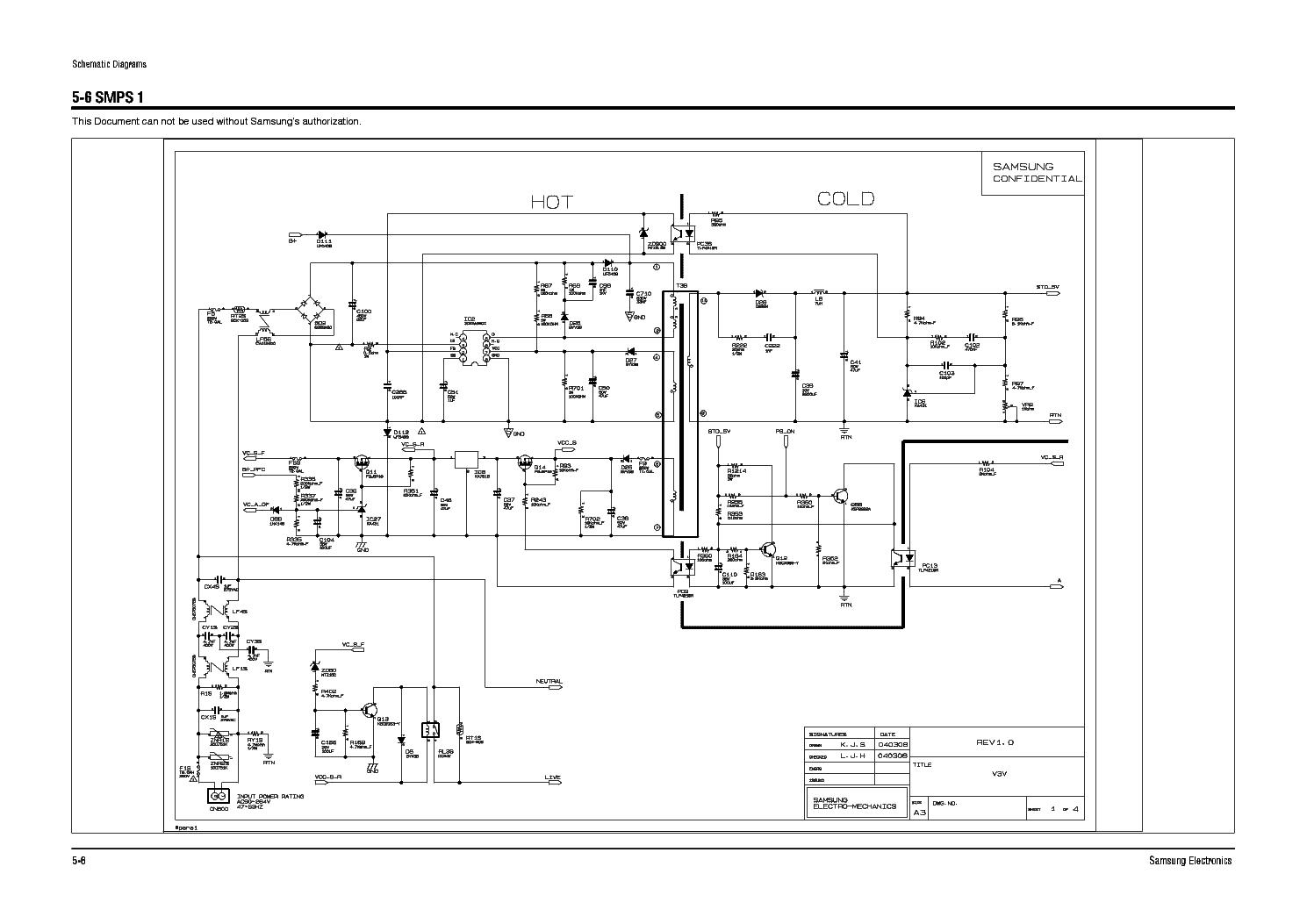 Schematic Diagram Samsung S4
