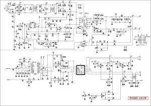 Schematic Diagram Tv Tcl: Tcl lcd tv power and back light