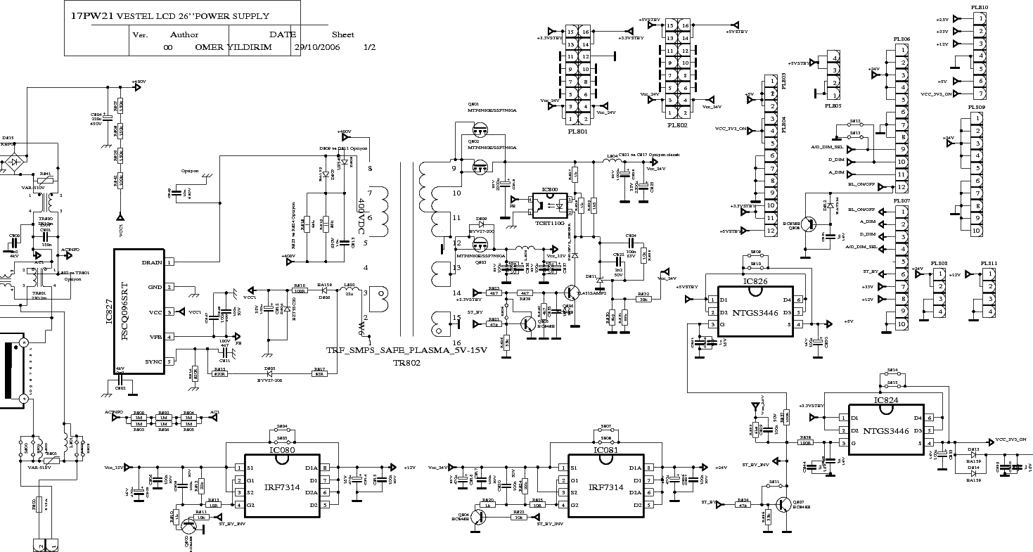 Ps3 Slim Power Supply Schematic