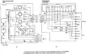 JVC HRD320 EE POWER SUPPLY SCH Service Manual download