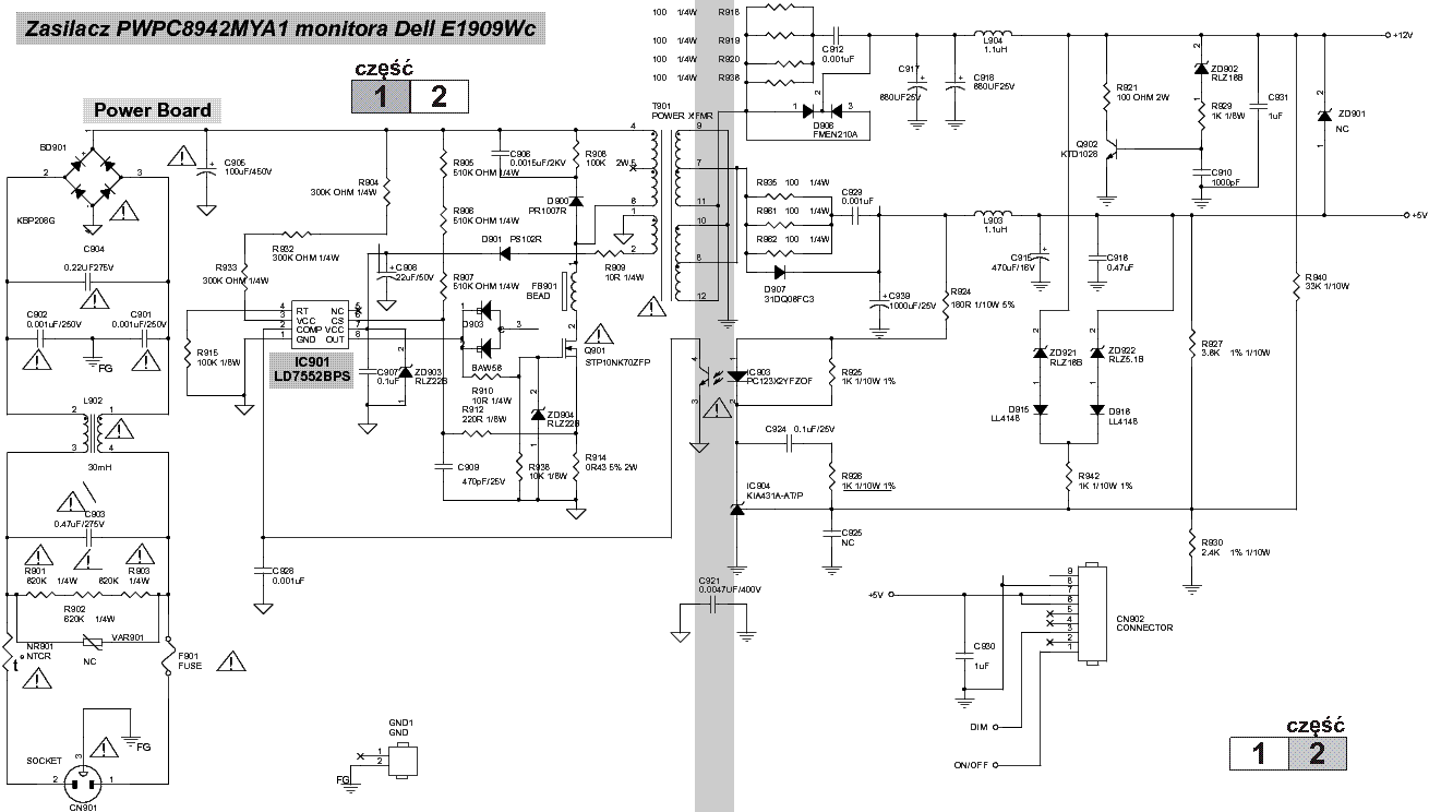 Dvi To Vga Adapter Wiring Schematic