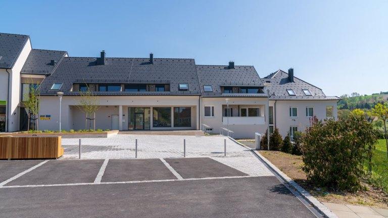 Foto Wohnhausanlage Untergergern