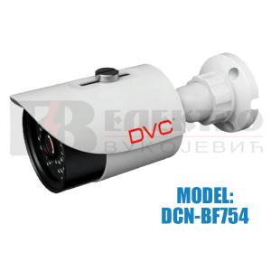 Kompaktna IP video kamera rezolucije 5Mpx