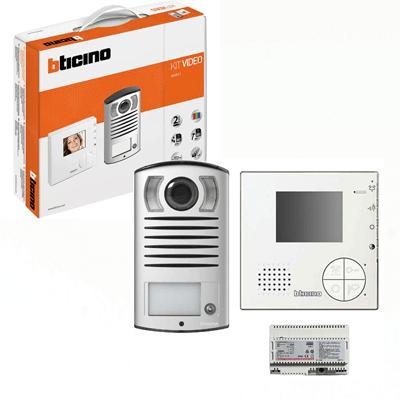 Bticino interfon video set hands-free Elektro Vukojevic