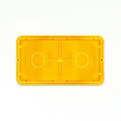 Montažna kutija za puni zid petostruka Elektro Vukojevic
