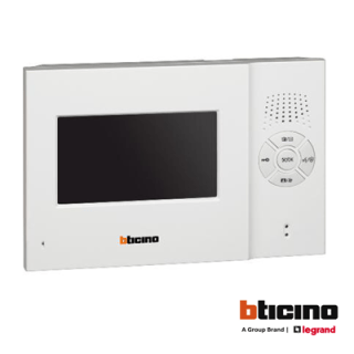Interfon D45 4,3 video handsfree basic Elektro Vukojevic
