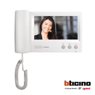 Interfon basic video 7 displej sa slušalicom Elektro Vukojevic