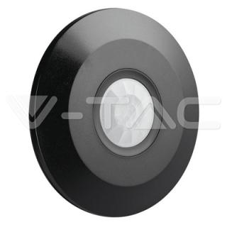 Senzor pokreta 360 2000W 6m 10 sec-10 min Crni Elektro Vukojevic