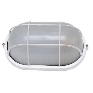 Brodska lampa svjetiljka E27 1X60W Bijela Mitea Elektro Vukojevic
