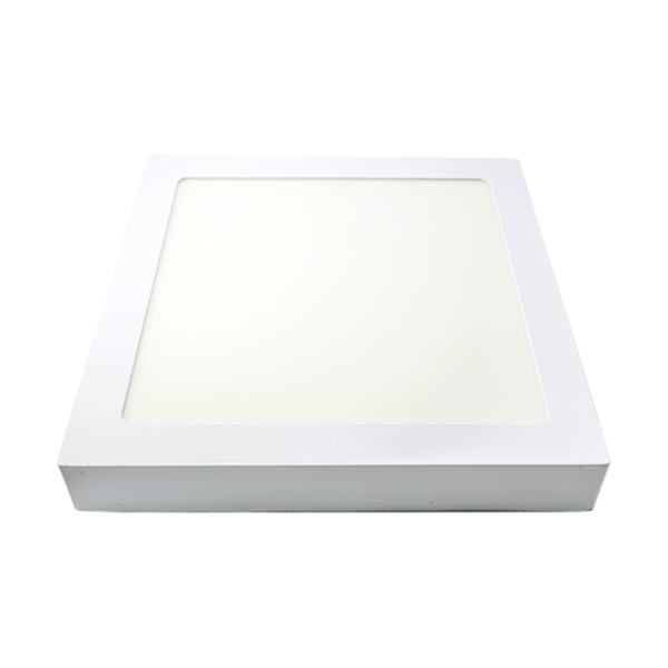 Nadgradni kvadratni LED panel 24W 4000K 1750lm Mitea Elektro Vukojevic
