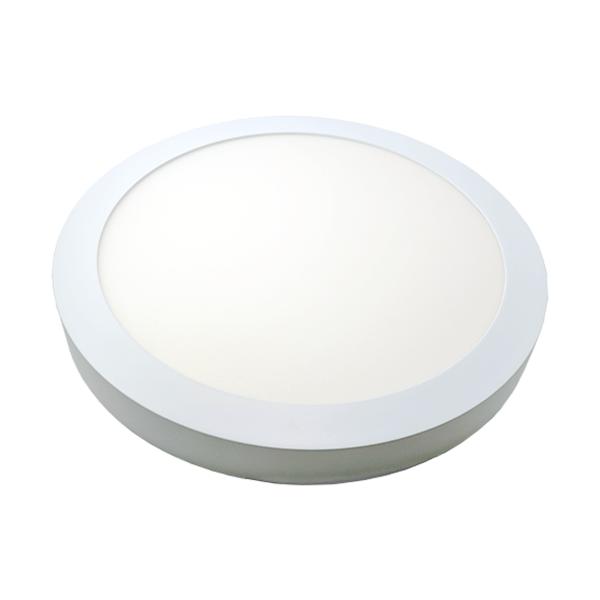 Nadgradni okrugli LED panel 24W 6500K Mitea Elektro Vukojevic