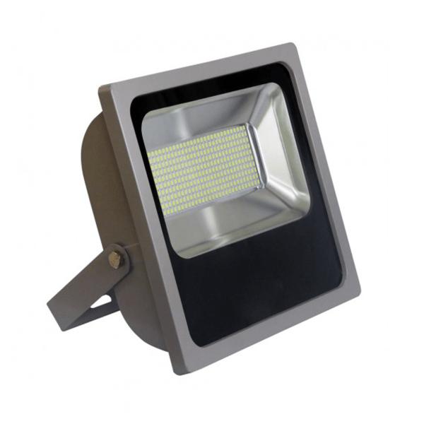 SMD LED reflektor 150W 6500K 9000lm Sivi Mitea Elektro Vukojevic