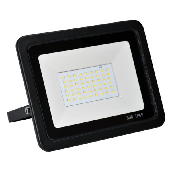 SMD LED reflektor 20W 3000K 1600lm Crni Mitea Elektro Vukojevic