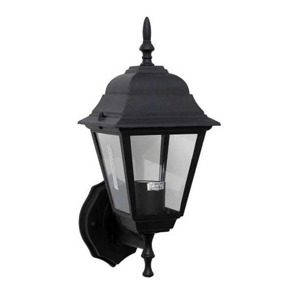 Bastenska lampa fenjer max.1x60W E27 IP44 Crna Mitea Elektro Vukojevic