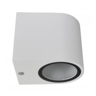 Baštenska lampa zidna 1xGU10 max.35W Bijela Mitea Elektro Vukojevic