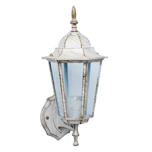 Fenjer lampa bastenski max.1x60W E27 IP44 Bijela Mitea Elektro Vukojevic