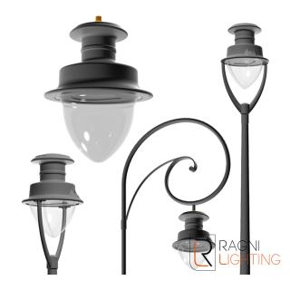 Joyau ulična svjetiljka Ragni lighting Elektro Vukojevic