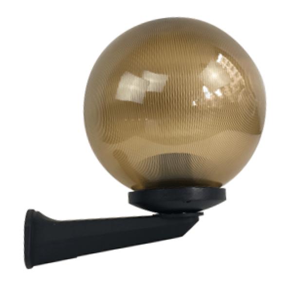 Lampa zidna kugla max.1x60W E27 IP44 Zlatna Mitea Elektro Vukojevic