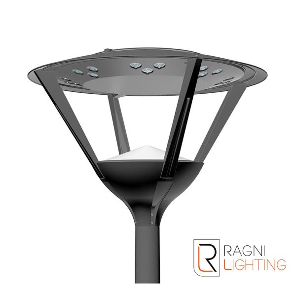 Melanthia LED ulična svjetiljka Ragni lighting Elektro Vukojevic