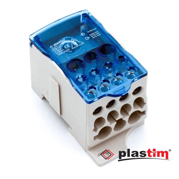 Distributivni blok 400A, tip PDB400, Plastim Elektro Vukojevic