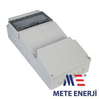 Kutija kombinovana za osigurače IP66 Mete Enerji Elektro Vukojevic