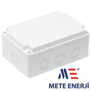 Kutija plastična 140x210x90mm IP67 Mete Enerji Elektro Vukojevic