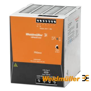 PRO ECO3 480W 24V 20A, napojna jedinica Weidmuller Elektro Vukojevic