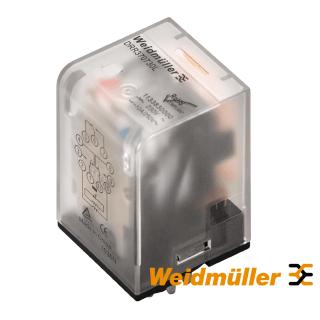 Rele 11p, 3CO, 24VDC, 10A Weidmuller Elektro Vukojevic