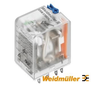 Rele 220VDC, 2CO, 10A, Weidmuller Elektro Vukojevic