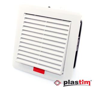 Ventilator 30m3 h, 230V50 60Hz, 14W, IP54 Plastim Elektro Vukojevic