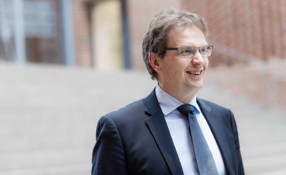 Mats Jungar, CEO, Elematic Oyj.