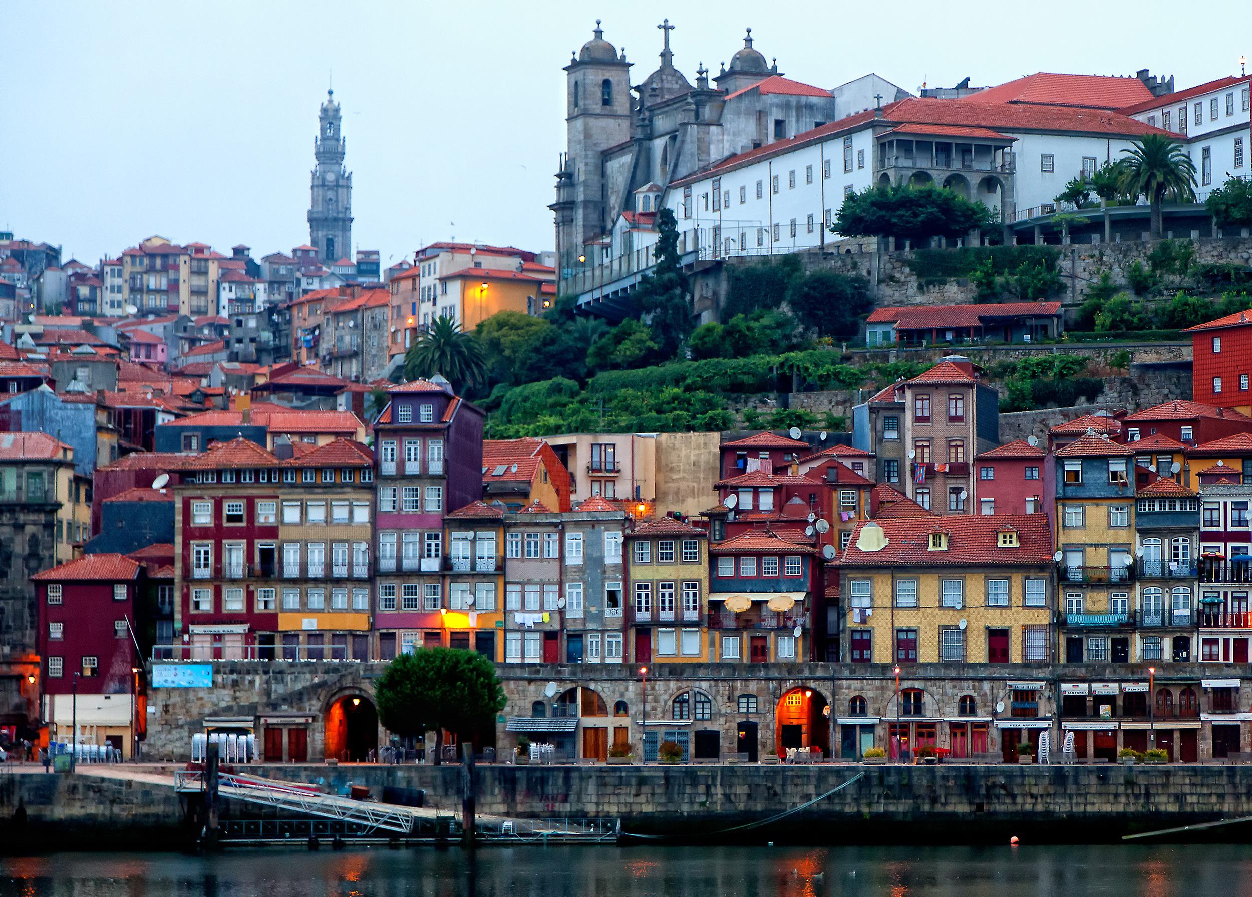 Porto Ribeira 7am