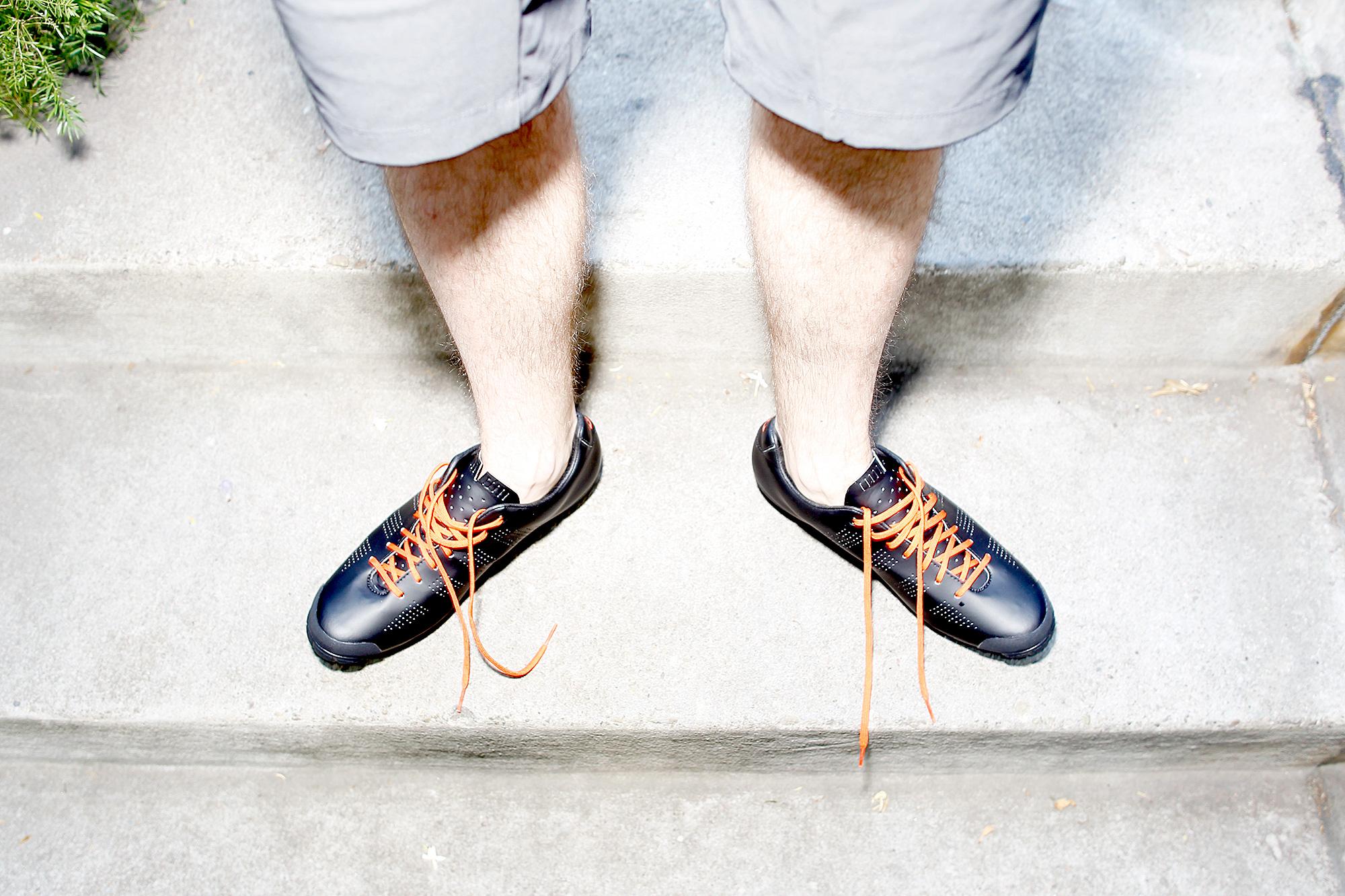 Giro Empire VR90 shoes. Photo: Jim Merithew/Element.ly