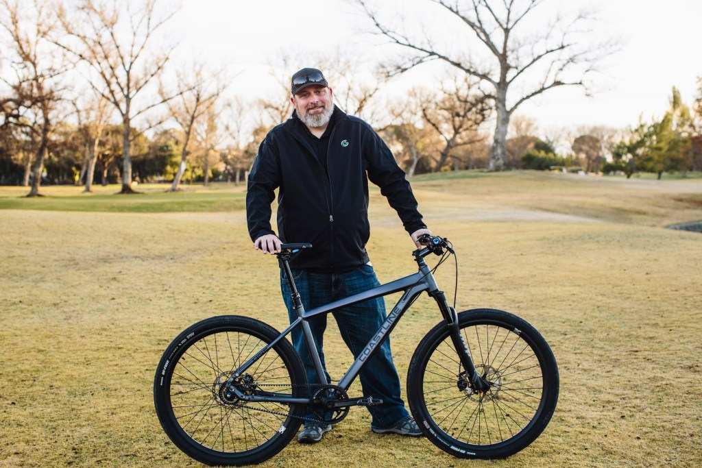 Coatline claims to build the best bike ever. Photo: Jim Merithew/Element.ly.