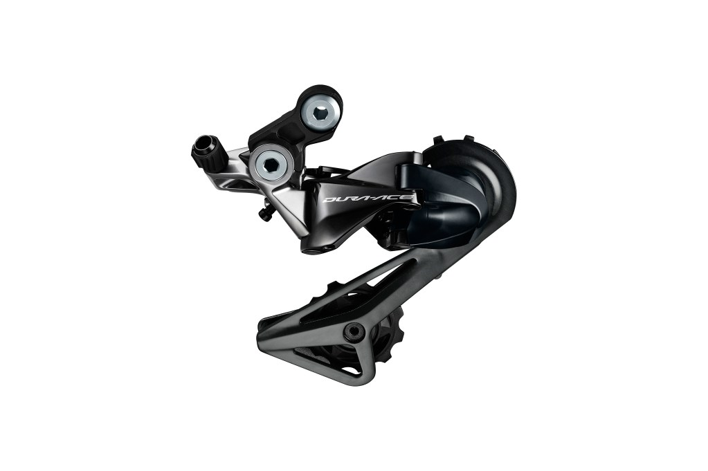 The mechanical rear derailleur. photo: Shimano