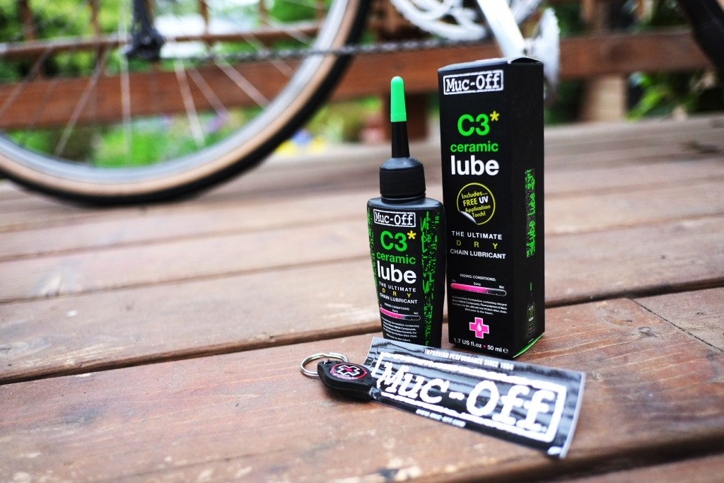 The Real dirt on Muc-Off's dirt-shedding c3 dry ceramic lube
