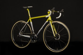 FiftyOne Bikes – the latest in hot custom carbon