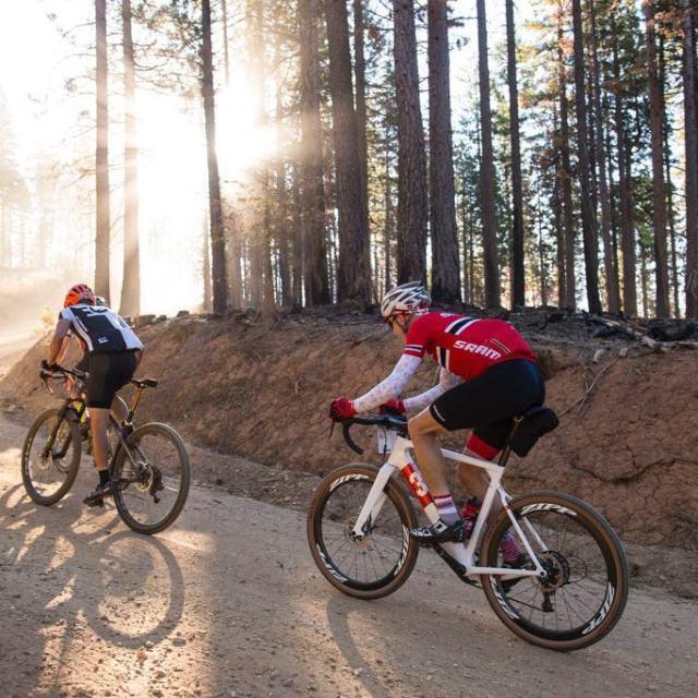 SRAM Chris Zigmont loves himself some dirty adventure riding Readhellip